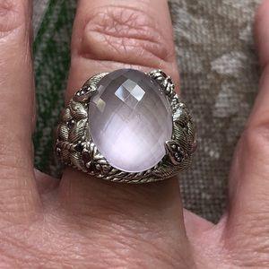 Judith Ripka Butterfly Ring
